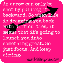 Learn to Trust Your Arrows